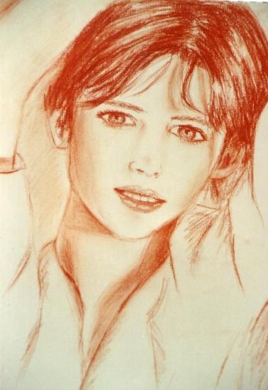 Sophie Marceau par althea
